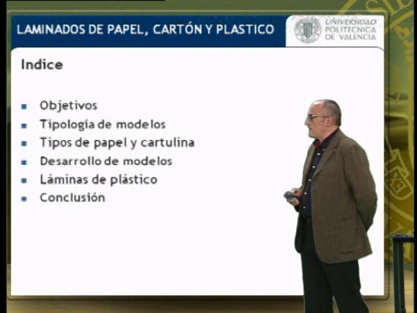 Laminados de papel, cartón y plástico