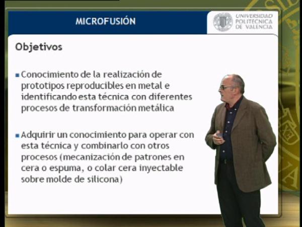 Microfusión