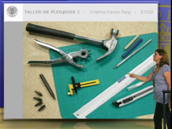 TALLER DE PLEGADOS I