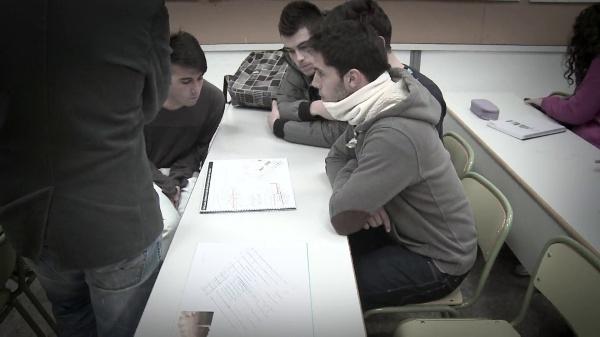 Vídeo coorporativo escuela ETSIE
