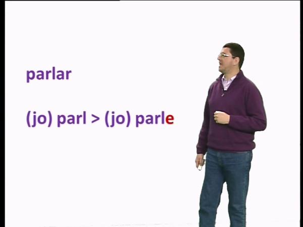 Els dialectes geogràfics i un tret morfosintàtic
