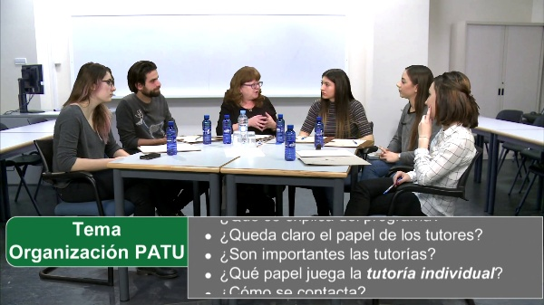 Primera reunión. Organización del PATU