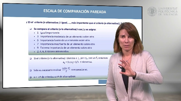 Proceso Analítico Jerárquico AHP 2