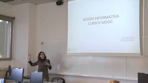 Curso de Docencia en Red 2014 - Cursos MOOC