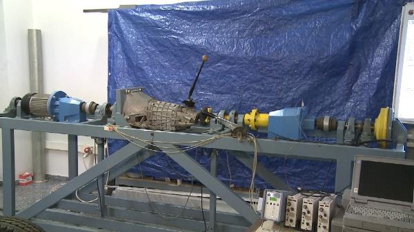 Determinación de la potencia transmitida en una transmisión mecánica