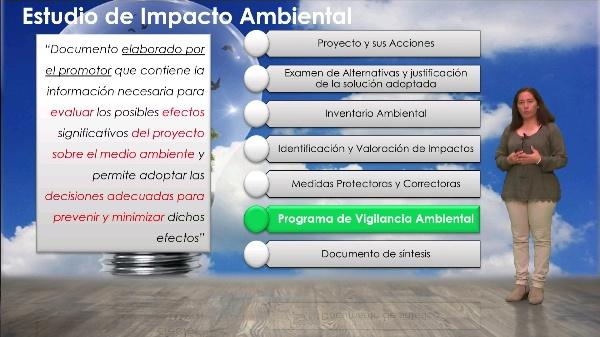 Programas de vigilancia ambiental