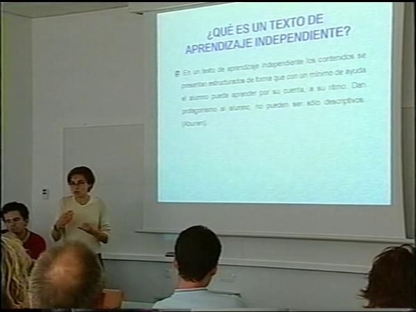 Comunicación 27, Los textos de aprendizaje independientes, Educación nutricional como ejemplo (JIE)