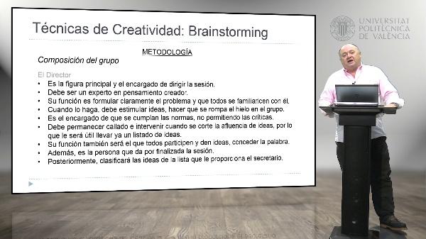 5 Técnicas de Creatividad, Brainstorming