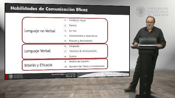 Habilidades de Comunicación Eficaz