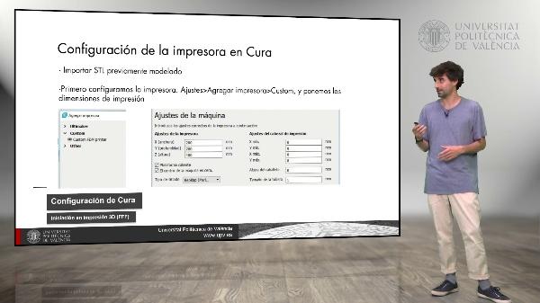 Iniciación en impresión 3D (FFF)