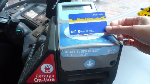 Protocol Guide to apply for the EMT transport card