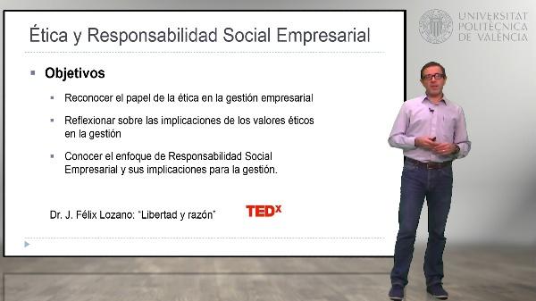 Módulo Innovación empresarial. Presentación