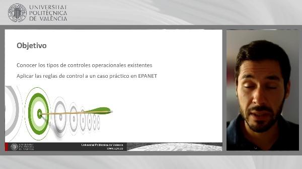 Controles operacionales en EPANET. Leyes de control basadas en reglas