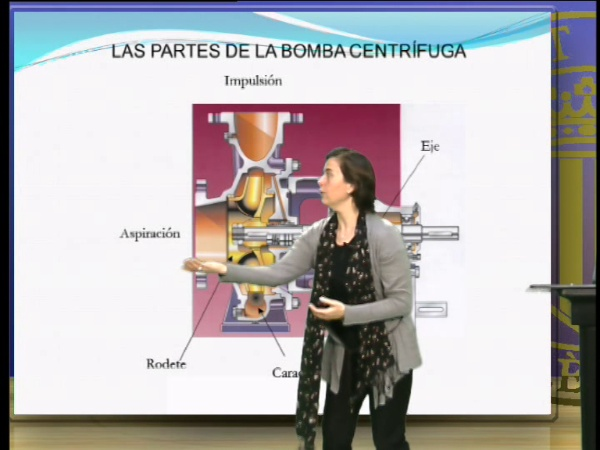 Teoría general de máquinas hidráulicas: la bomba en la estación de bombeo