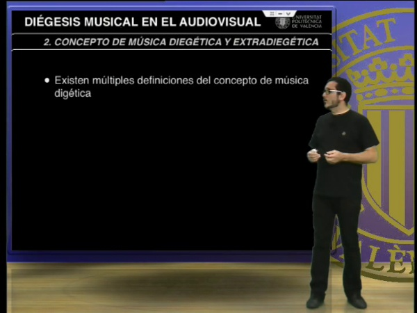 Diégesis musical en el audiovisual