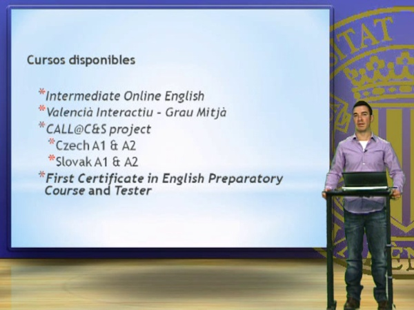 Materiales para el aprendizaje de lenguas en la plataforma online InGenio