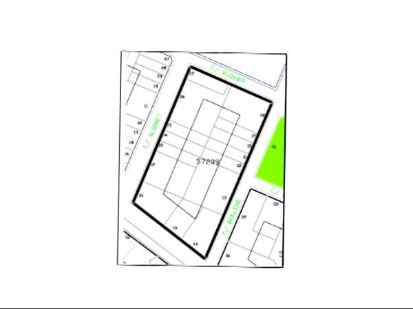 Zonas de ordenación y parámetros urbanísticos