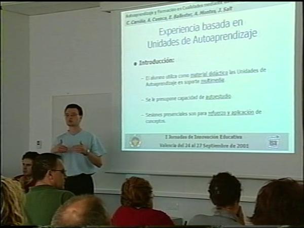 Comunicación 26, Autoaprendizaje y formación en cualidades mediante las herramientas multimedia (JIE)
