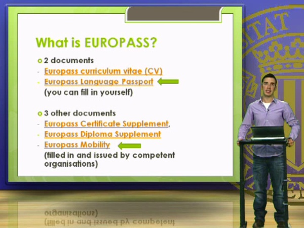 The Europass Language Passport and Europass Mobility