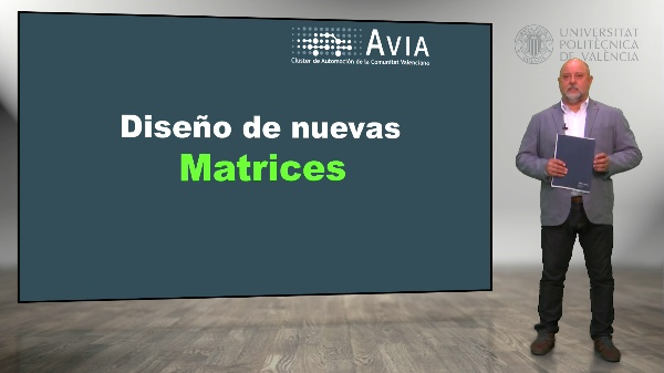 AVIA Perfiles. Ingeniero de diseño de matrices
