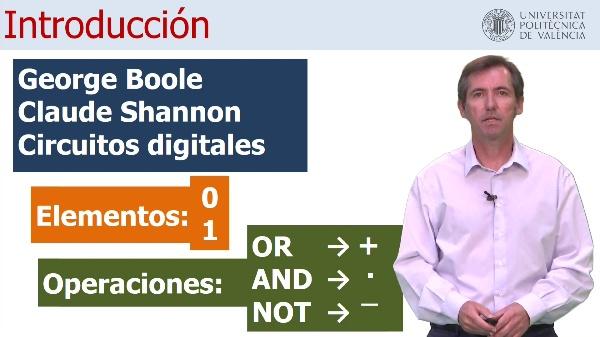 Leyes del álgebra de Boole aplicadas a los circuitos digitales