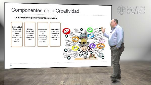 Características y Componentes de la Creatividad