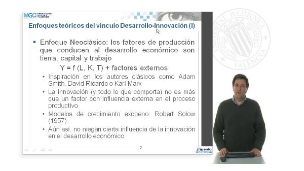 Diseño y Evaluación de Políticas de Ciencia e Innovación. Planteamiento Neoclasico vs Estructuralista