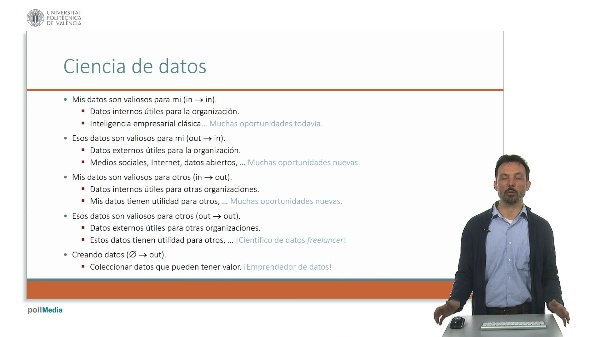 Video 1E2- Ciencia de datos: IN/OUT