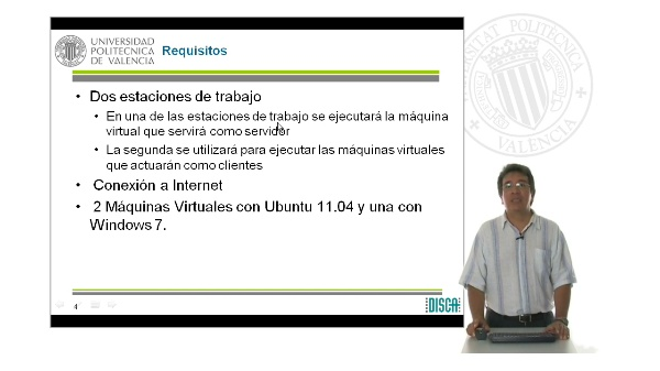 Instalación y configuración de un servidor DNS en en el S.O. Ubuntu 11.04