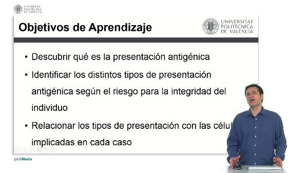 La Presentación Antigénica