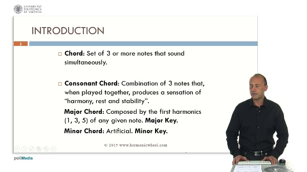 Chords and Keys