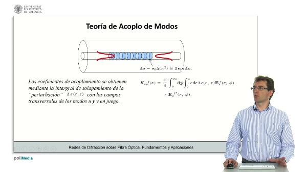 Teoria de acoplo entre modos (II)