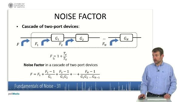 Caracteristicas fundamentales del ruido IX