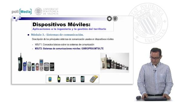Sistemas de comunicaciones móviles: GSM/GPRS/UMTS/LTE