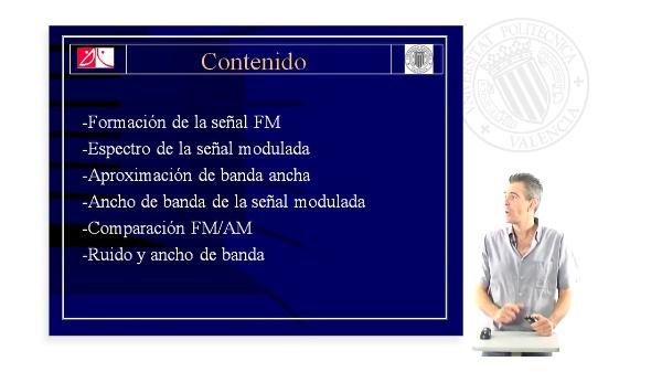 Modulación FM de Banda ancha