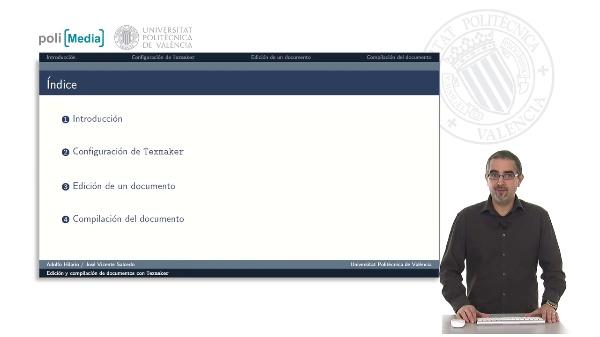 Edición y compilación de documentos con Texmaker (parte 1)