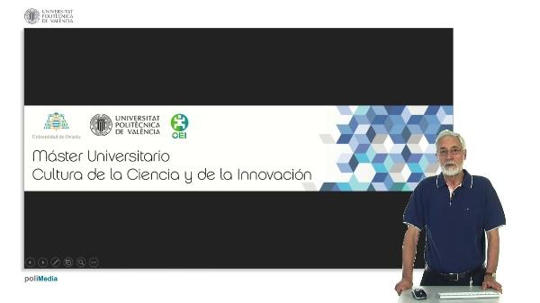 Master Universitario Cultura de la Ciencia y de la Innovacion