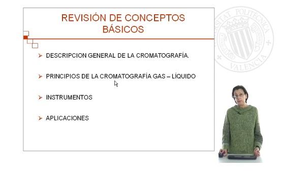 Cromatografía: Cromatografía de gases