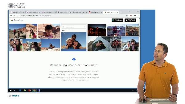 Tecnologías para la educación. Fotos de Google