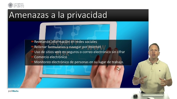 Amenazas a la privacidad
