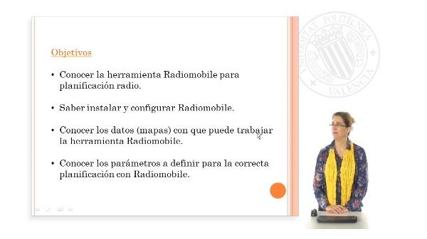 Uso de la herramienta RadioMobile