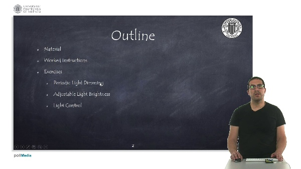 Programming: Light Dimmer with Facilino