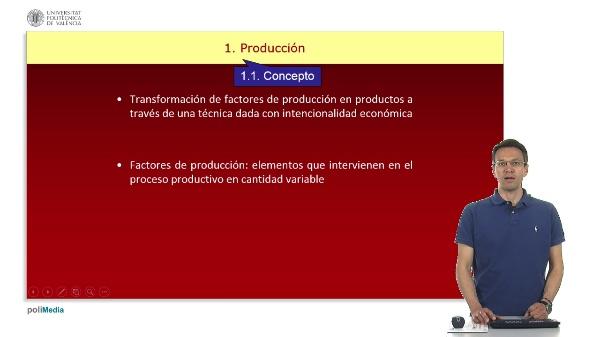 Conceptos de Microeconomía I