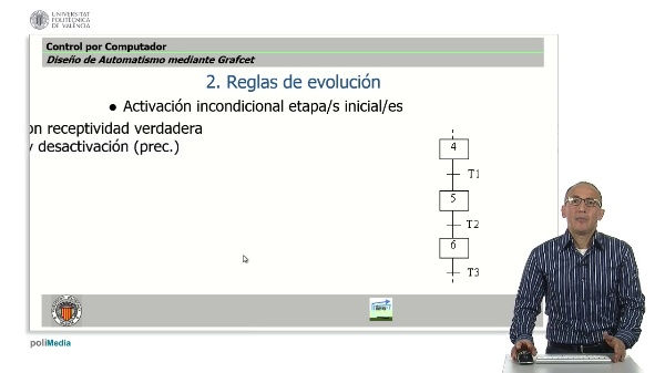 Reglas de evolución