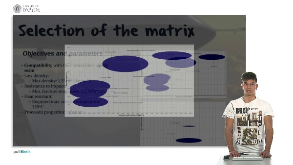 Taking a look back. Selection of the matrix
