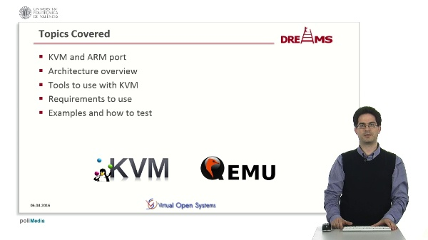 Introduction to Virtualization. KVM on ARM