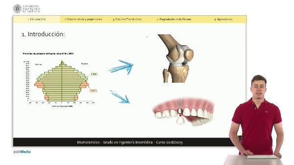 Presentación biomateriales