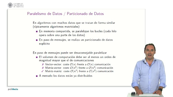 Paralelismo de datos
