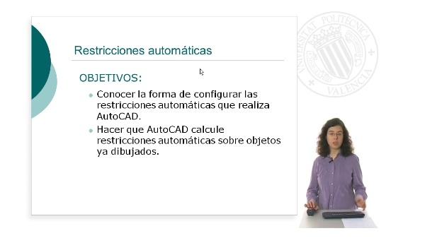 Restricciones automáticas
