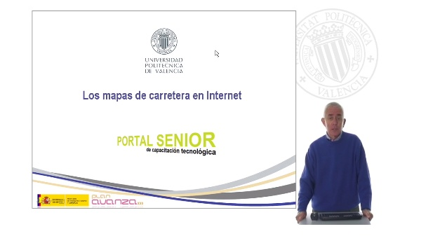 Los mapas de carretera en internet